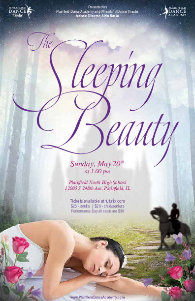 The Sleeping Beauty Ballet at the Plainfield North