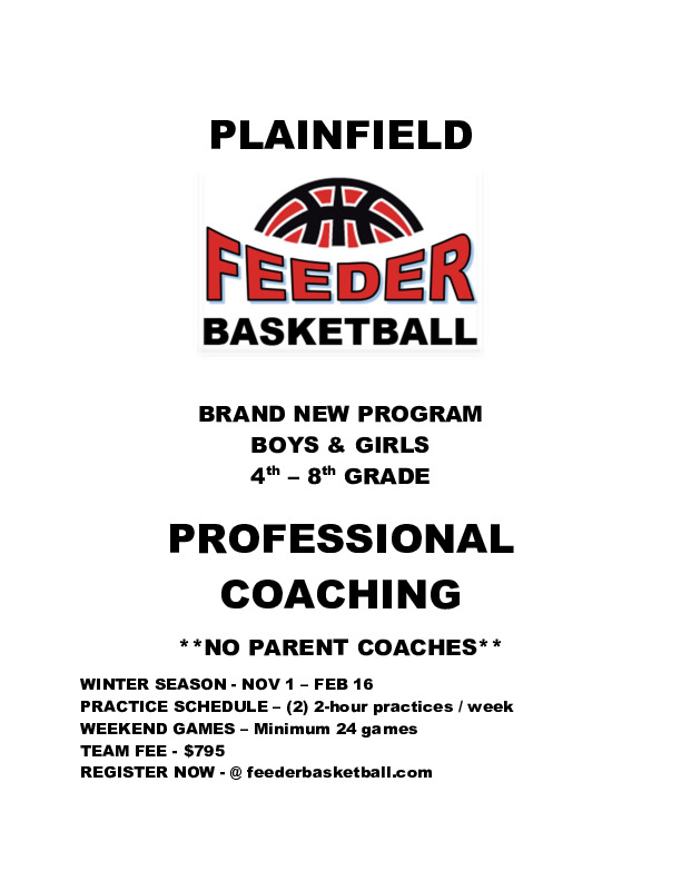 Feeder Basketball