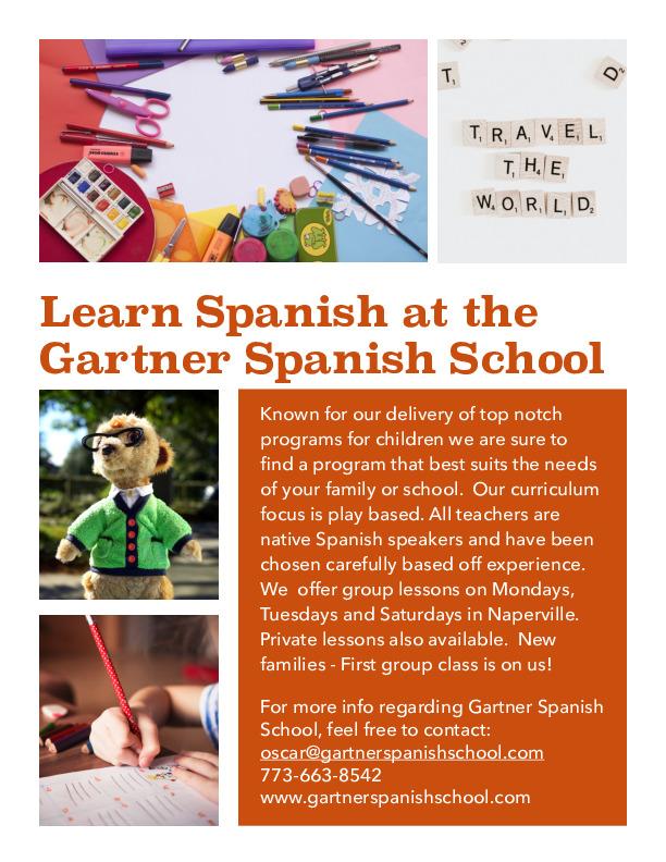 Spanish lessons!