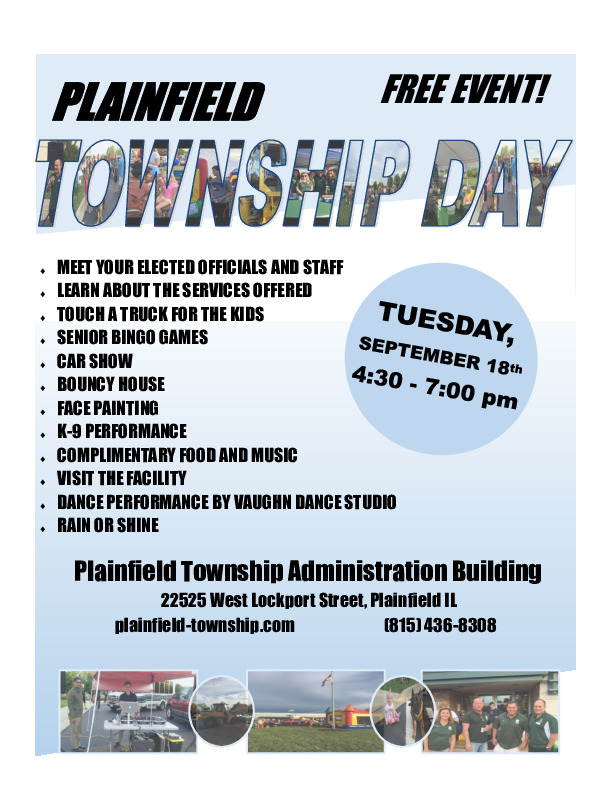 Plainfield Township Day