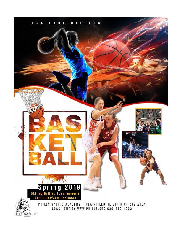 Girls Basketball - PSA Lady Ballers