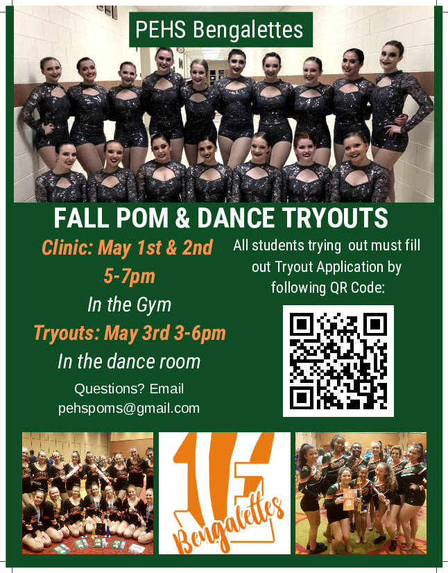 PEHS Dance Team Tryouts