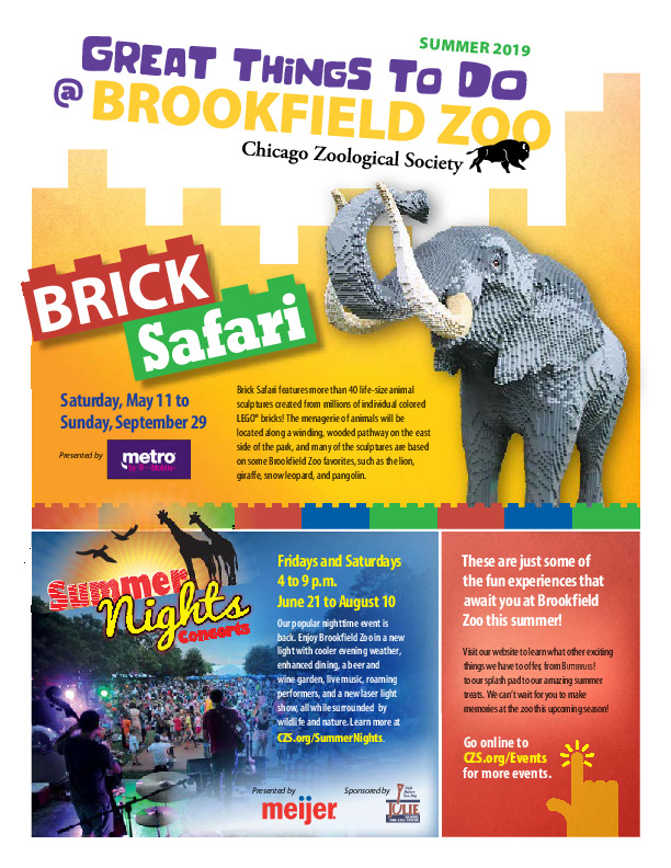Great Things To Do At Brookfield Zoo