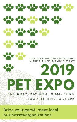 Pet Expo: Plainfield Park District