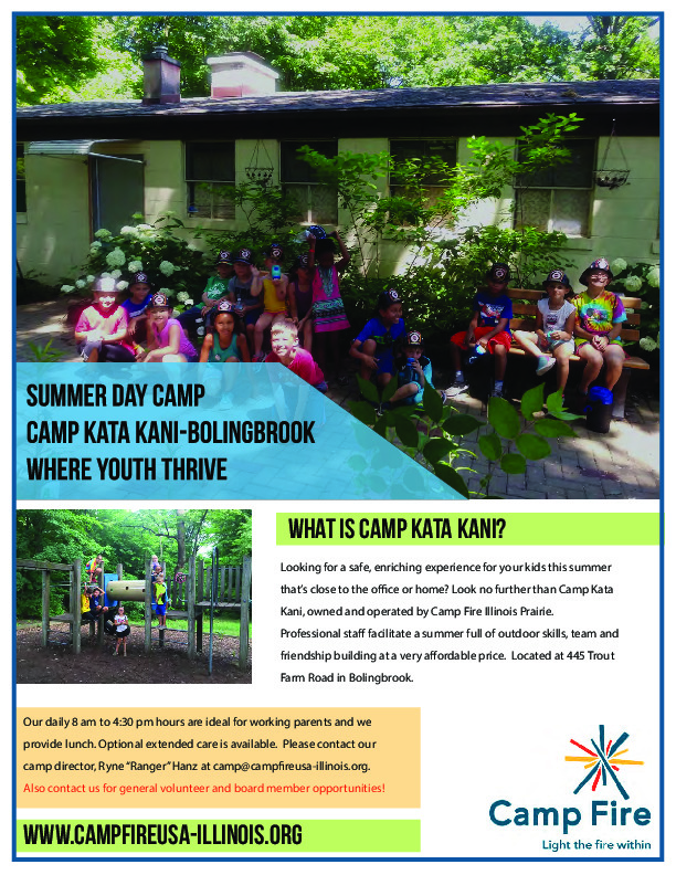 Camp Kata Kani Summer Day Camp