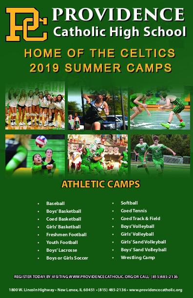 2019 Providence Catholic Summer Camps