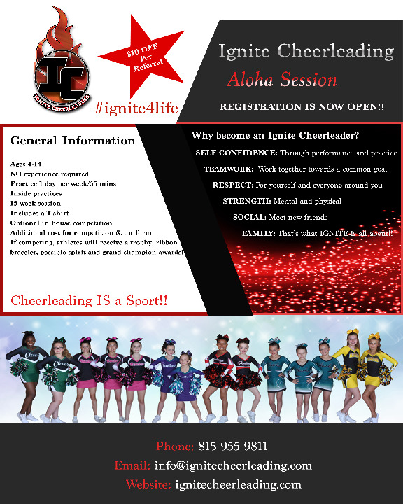 Recreational Cheer & Dance