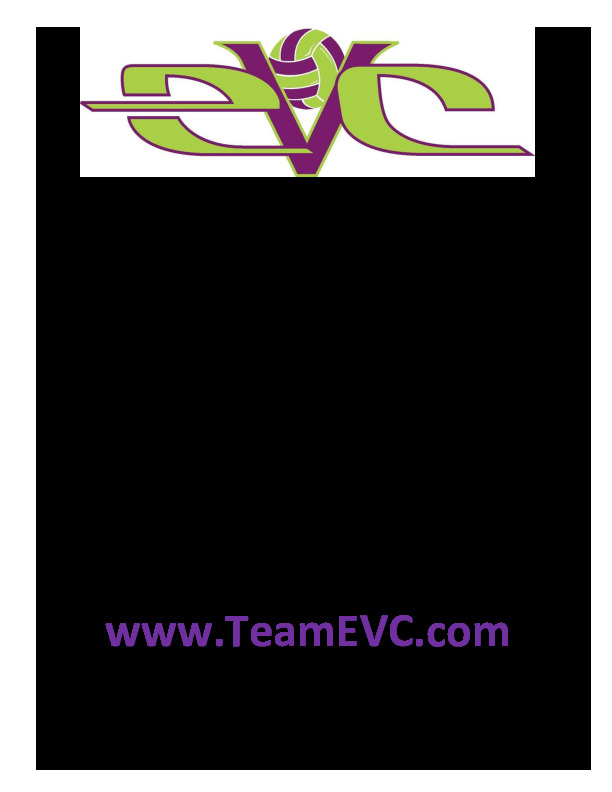 EVC to host Club Volleyball Tryouts and In-House League!