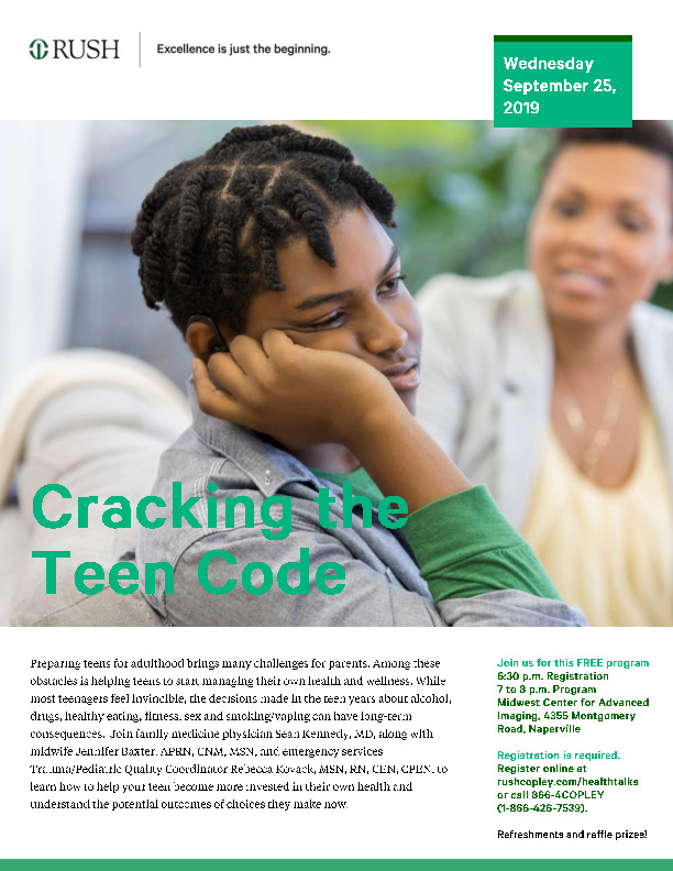 Cracking the Teen Code: Survival Skills for Parents