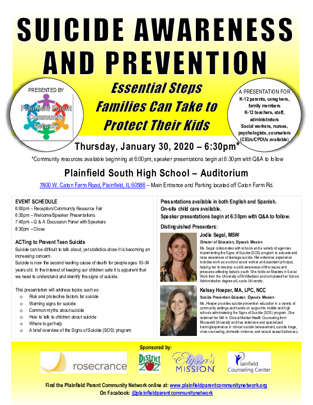 Suicide Awareness and Prevention: Essential Steps Families Can Take to Protect Their Kids