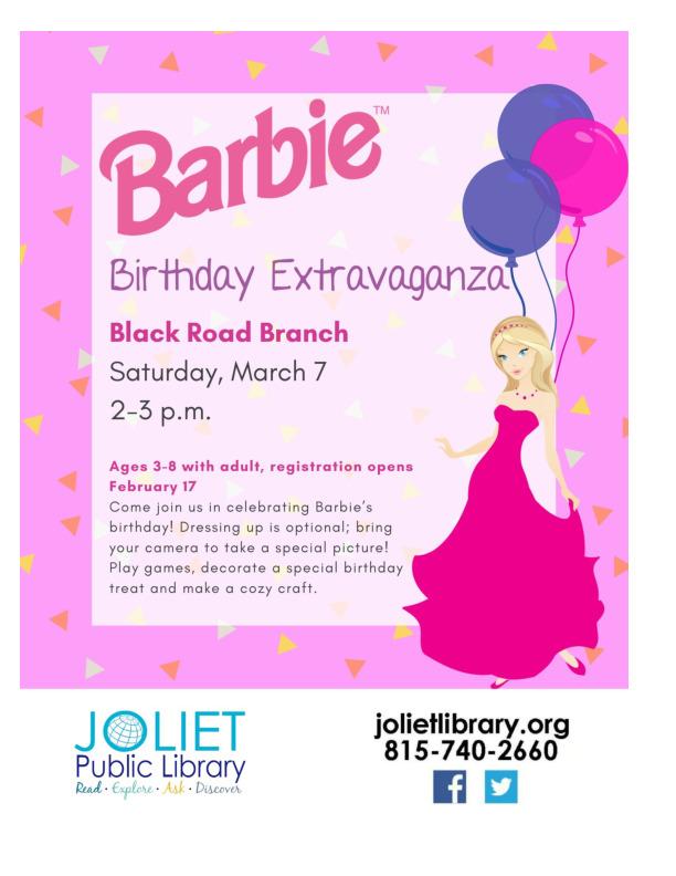 Barbie Birthday Extravaganza!