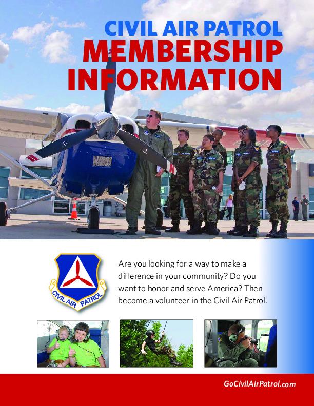 CIVIL AIR PATROL ~ Lewis Composite Squadron