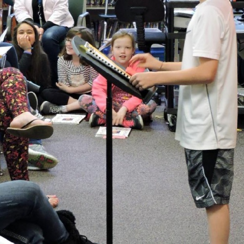 4th grade Poetry Slam (April 2017)