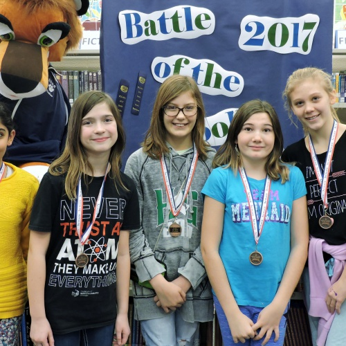Battle of the Books (January 2017)