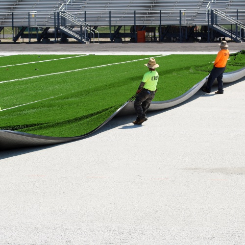 Turf work: Week of 07.03.2017