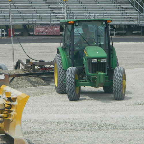 Turf work: Week of 07.10.2017