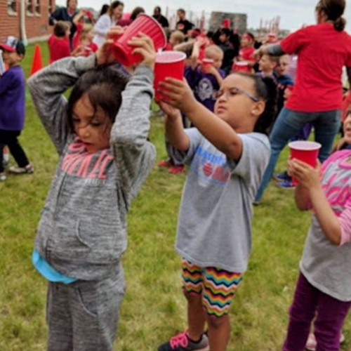 Field Day, Eagle Point ES, May 2017