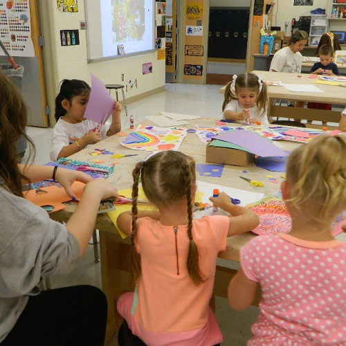 Summer Art Camp, week of July 10, 2017
