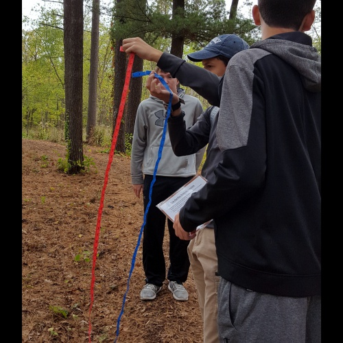 AP Environmental Science field trip to Morton Arboretum , 10.10.2017