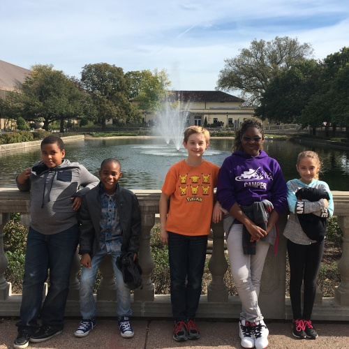 5th Grade Brookfield Zoo fieldtrip October 2017