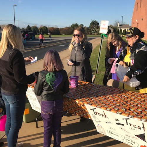 Trunk or treat, 10.30.2017