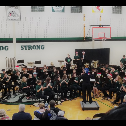 Holiday Band Concert - December 2017