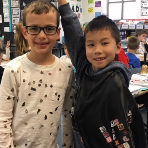 100th Day of school celebrations, 01.29.2018