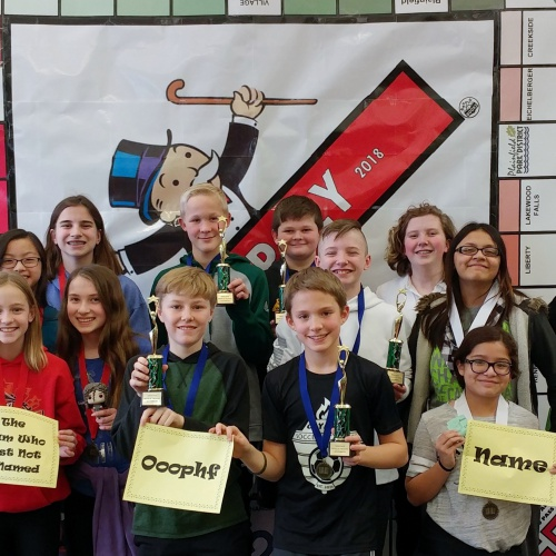 Battle of the Books Finals, 01.31.2018