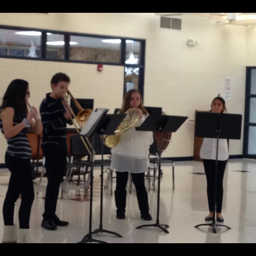 Band Winter Recital