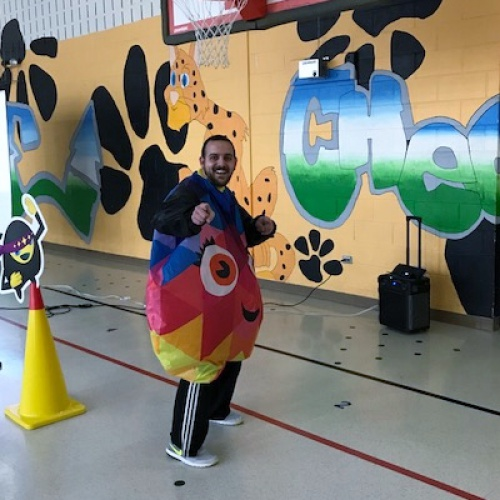 Kickoff to Jump Rope for Heart, 01.29.2018