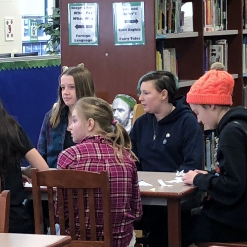 Battle of the Books Finals, 02.12.2018