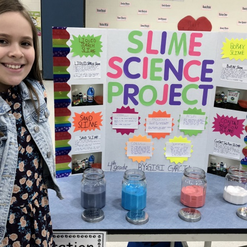 Students showcase science projects, 02.15.2018