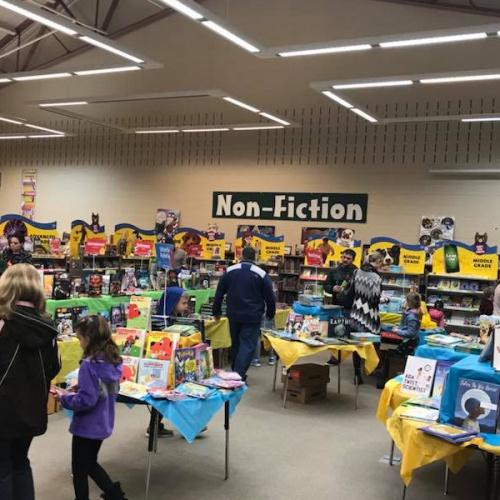 Family literacy night, 02.27.2018