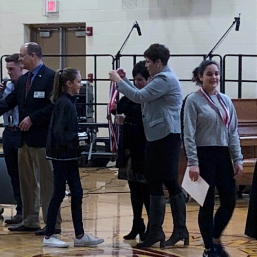 Third annual 7th grade Constitution Assembly, 03.12.2018