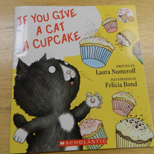 Making Cupcakes for Kitties