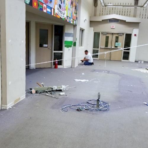 Media Center transformation, summer 2018