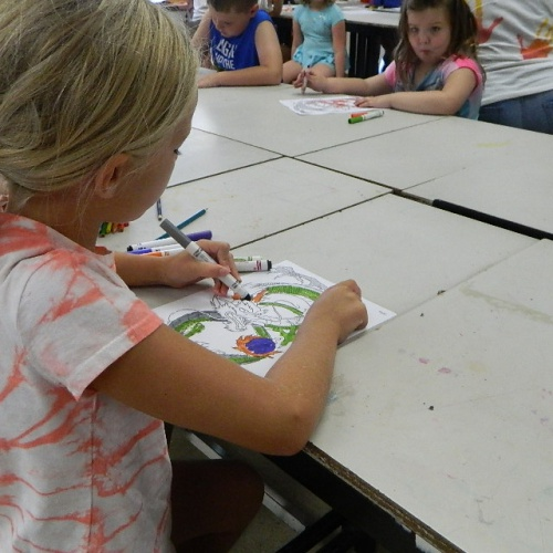 2018 Summer Art Camp
