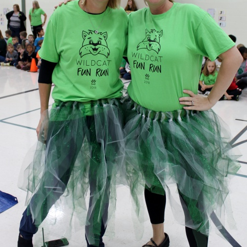 Central ES administration gets slimed, 10.05.2018