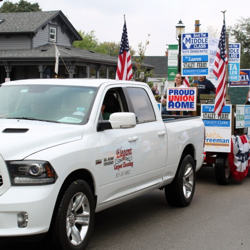 67th annual Community Homecoming parade, 10.06.2018