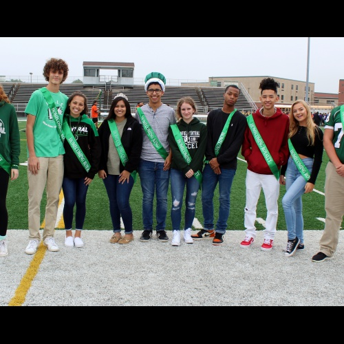PHSCC 2018 Homecoming Pep Rally, 10.05.2018