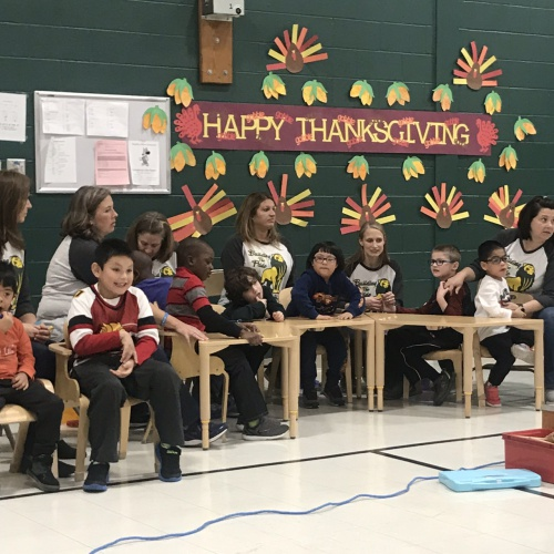 Thanksgiving Feast - Intensive Classrooms