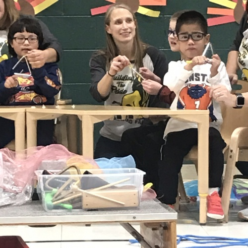 Thanksgiving Feast - Intensive Classrooms