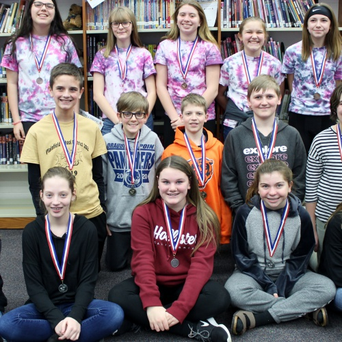 Battle of the Books final, 01.29.2019
