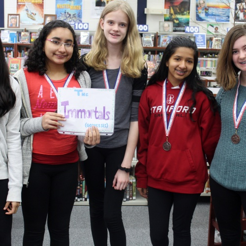 Battle of Books final, 02.06.2019