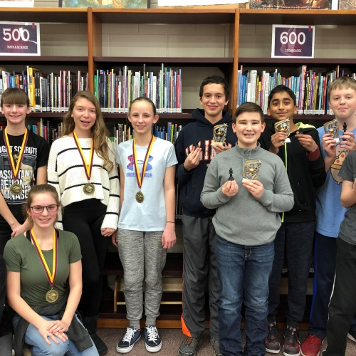 Battle of the Books Final