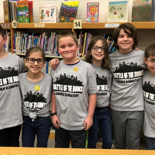 Battle of the Books finals