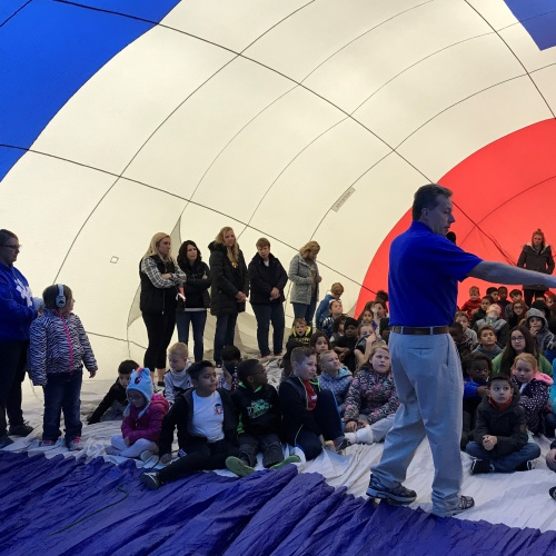 Hot Air Balloon Assembly 2018