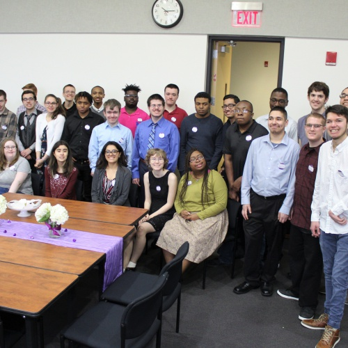 P-STEP, WTP appreciation breakfast at Joliet Junior College, 04.18.2019
