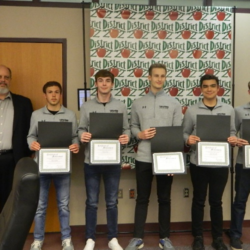 April 29, 2019 Board of Education Special Recognitions