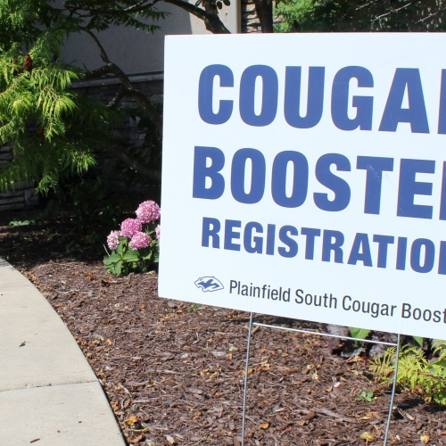 Cougar Booster Golf fundraiser, 07.30.2019